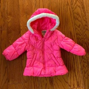 Oshkosh winter coat